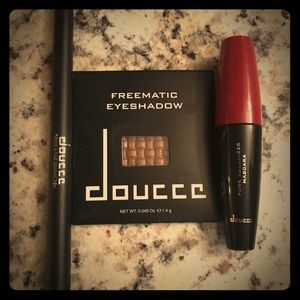 Set of 3 Doucce minis, brand new and unused